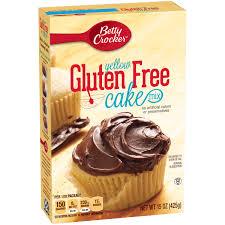 Betty Crocker Halloween Cake Betty Crocker Gluten Free Yellow Cake Mix 15 0 Oz Walmart Com