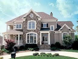 big house design plan 1747lv corner veranda a nice touch verandas corner and house