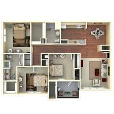 Vacation Village At Parkway Floor Plan Apartments In Ocean Springs Ms Home Arbor View