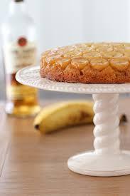 banana foster upside down cake olga u0027s flavor factory