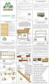 log cabin construction the best home building method