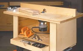 diy router table top make your own router table best electronic 2017