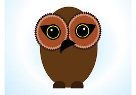 wise owl free vector art 387 free downloads