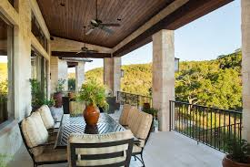 back porch designs with outdoor furniture porch traditional and