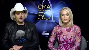 carrie underwood and brad paisley talk about their musical