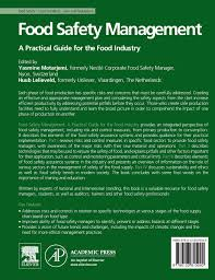 food safety management a practical guide for the food industry
