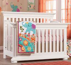 Crib White Convertible by Oxford Baby Harlow 4 In 1 Convertible Crib White Toys