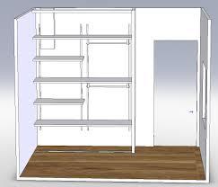 amenagement placard chambre portes de placards coulissantes sur mesure 12 placard de