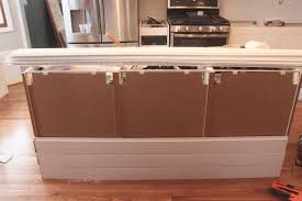 how to build a kitchen island ikea how to build an island using ikea cabinets jolly times