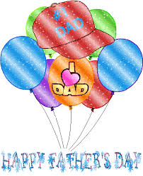 fathers day balloons glitter graphics fathers day seasonal s day happy