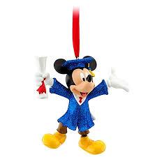 ornament graduation nite mickey mouse