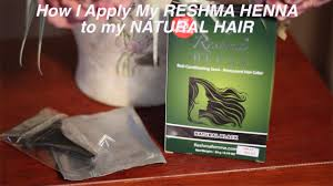 What Does Semi Permanent Hair Color Mean My Natural Hair Dye Tutorial Reshma Henna Semi Permanent