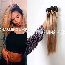 styling two year hair new style 1b 27 honey blonde dark root straight ombre 2 tone