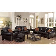 leather livingroom set living room sets costco