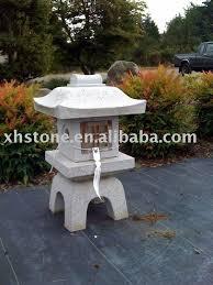 Japanese Garden Lamp by 2014 New Style Garden Decoration Granite Stone Japanese Pagoda