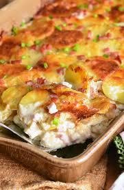 thanksgiving scalloped potatoes chicken cordon bleu scalloped potatoes recipe will cook for smiles