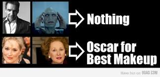 Memes Oscar - memes blog and the oscar for best make up goes to