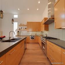 modern kitchen photo natural oak modern kitchen hampton