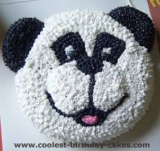 panda cake template coolest panda picture cakes web s largest birthday