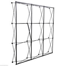 Backdrop Frame Background Backdrop Stand Pop Up Fabric Display Frame Pasir Ris