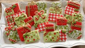 gift cookies country christmas color palette the sweet adventures of sugar