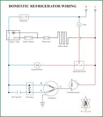 wiring diagram kulkas secara umum refrigeration u0026 air conditioning