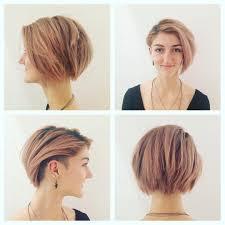 what s a bob hairstyle pretty undercut bob with side bangs hair styles pinterest