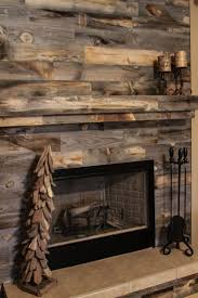 best pallet wood fireplace decor idea stunning lovely on pallet