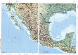 Acapulco Mexico Map by Mexico Geographical Mapfree Maps Of Us