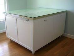 sewing cutting table ikea spring s to die for craft room ikea cabinets ikea hackers