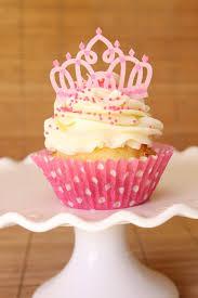 12 edible pink tiara crown princess cupcake cookie toppers edible