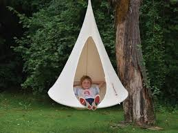 chair tents cacoon an indoor outdoor hanging tent that you can take anywhere