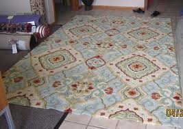 Rust Area Rug Premier Rug Washing Wi Cleans Rugs