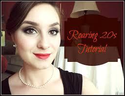 20shair tutorial roaring 20s makeup tutorial youtube