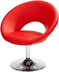 Esszimmerstuhl Mit Drehfuss Amstyle Relaxsessel Malta Loungesessel Bezug Kunstleder Farbe