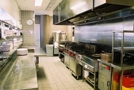 how to build a commercial kitchen