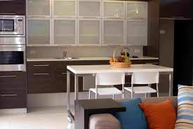 small kitchen colors with cabinets painting strategies that make a small kitchen look larger