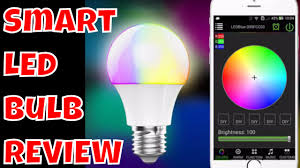 Color Led Light Bulbs by Led Bulb Rgbw Bluetooth 9watts Smart Bulb Multi Color And White