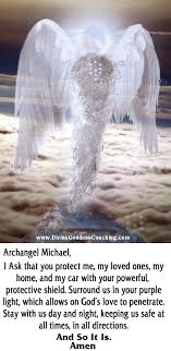 white light protection prayer a simple prayer of protection for archangel michael angels