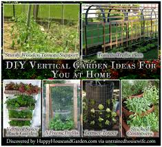 vertical gardening systems bamboo balcony gardens no dirt digging