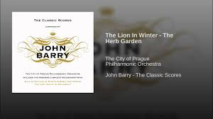 the lion in winter the herb garden youtube