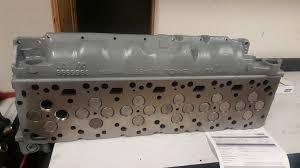 cummins diesel 5 9 liter b series 24 valve cylinder head valve job