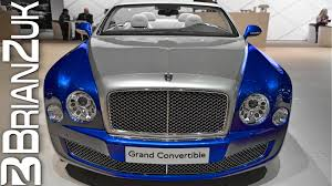bentley gt3r convertible bentley grand convertible youtube
