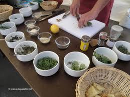 cuisiner les herbes sauvages atelier cuisine du cpie les plantes sauvages