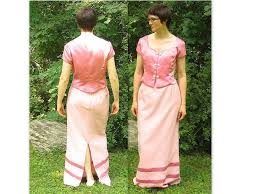 upcycled prom dress two classic pink formal modern size 8