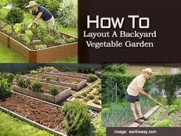 backyard gardening layout u2013 backyard gardening