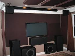 Ceiling Speaker Brackets by Stand Mount Front Heights Avs Forum Home Theater Discussions