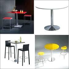table de cuisine ronde en verre pied central table cuisine pied central table de salle a manger pied central