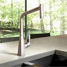 Kitchen Faucet With Built In Sprayer by How To Choose A Kitchen Faucet Design Necessities