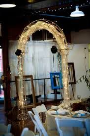 wedding arch lights idea to decorate the arch ideas arch indoor